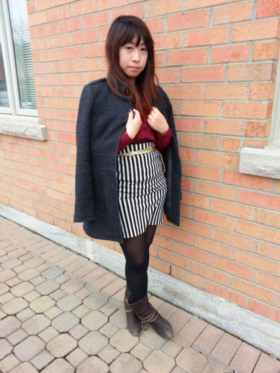 20130406151629461 - Outfit #2 with militaryesque tweed jacket