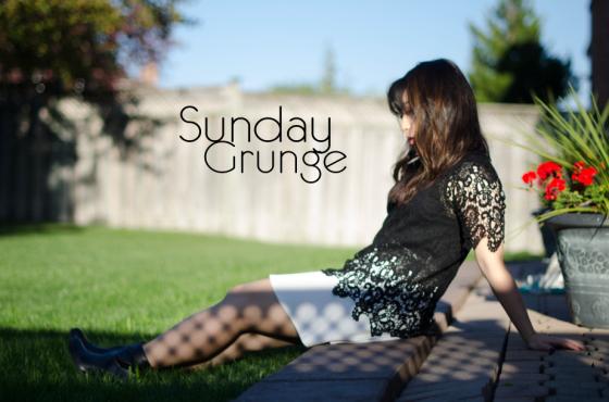 Sunday-Grunge